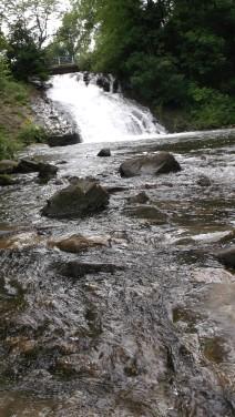Beskid Żywiecki Sopotnia Wielka Wodospad