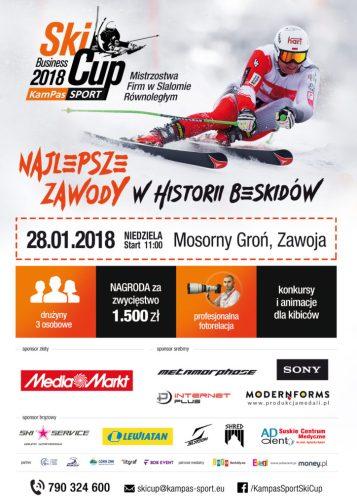 Plakat-Zawody-KamPas-Sport-Business-Ski-Cup-2018-724x1024